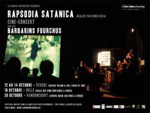 affiche rapsodia2011