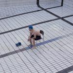 100 mètres papillon, récit d'un nageur